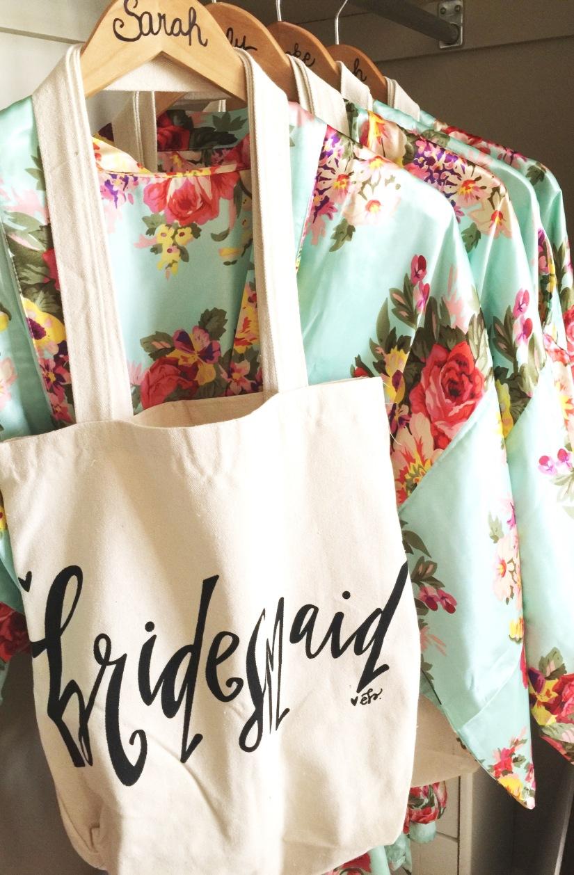 Simple & Sweet BridesmaidGift